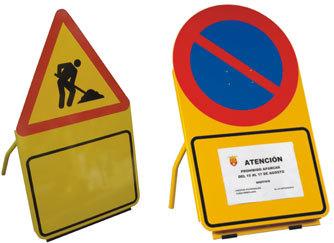 Señalización de advertencia