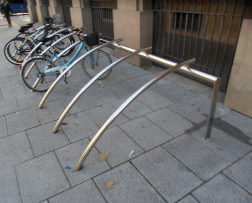 Mantenimiento de señales y mobiliario urbano